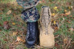 Морские пехотинцы США получат специальные ботинки для использования в условиях сильного холода