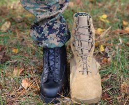 ботинки, США, армия,