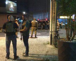 бразилия ограбление