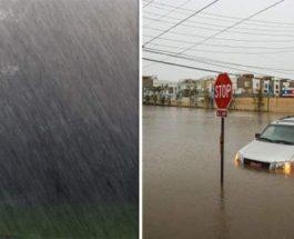 катастрофа, США, наводнение,