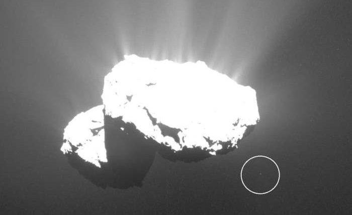 кометы, жизнь,