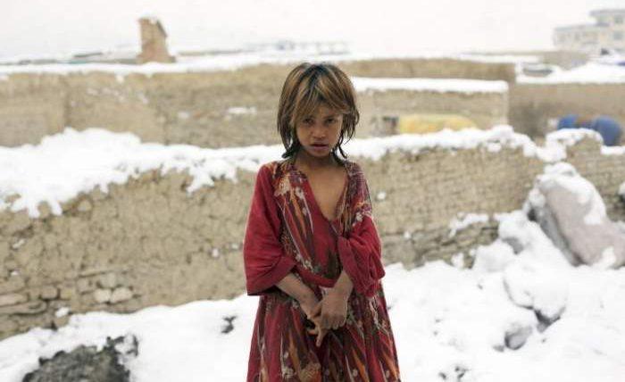 снег, Афганистан,