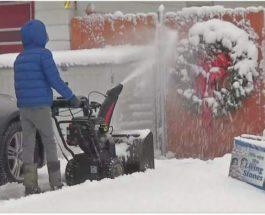 снег гамбург