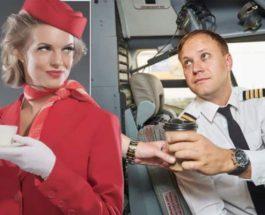 стюардесса, пилот, месть, глазные капли, слабительное,