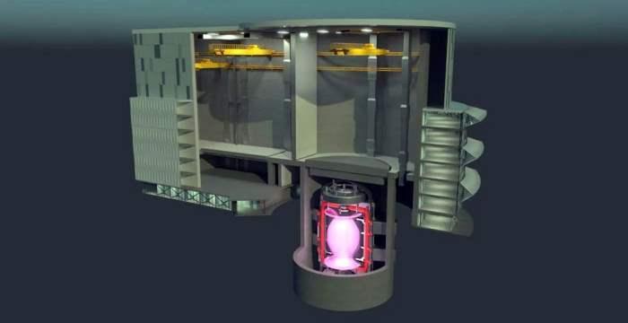 термоядерный реактор,