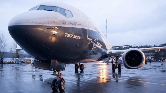 737 MAX, Boeing,