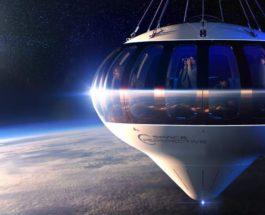 Arizona Space Perspective, космос, воздушный шар,