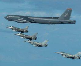 B-52, ВВС США, НАТО, Баренцево море,