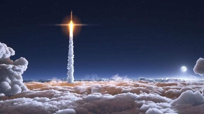Blue Origin, женщина, Луна,
