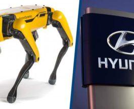 Boston Dynamics, Hyundai Motor,