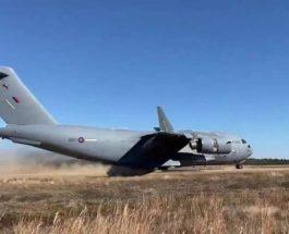 C-17 Globemaster III, самолет,