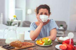 COVID-19, продукты, питание,