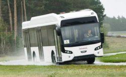 Continental тестирует шины, разработанные специально для электробусов — почему они должны быть особенными?
