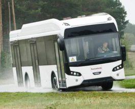 Continental, шины, автобус, электробус, электрический автобус,