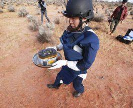 Hayabusa2, капсула, образцы, Рюгу, Австралия,