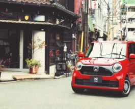 Honda N-One, Япония,