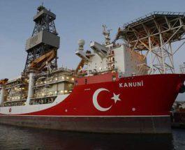 Kanuni, Турция, Черное море, бурение, газовые скважины,