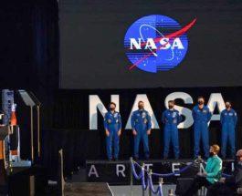 NASA, Луна, Артемида, астронавты,