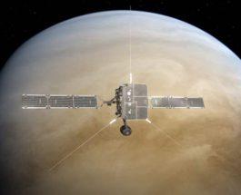 Solar Orbiter, Венера,