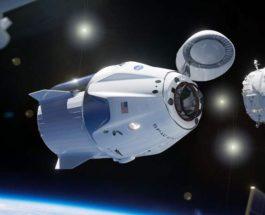SpaceX, Dragon, МКС,