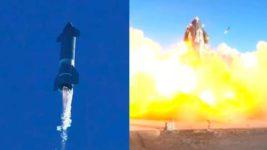 SpaceX, Starship SN8, испытания, звездолет, взрыв,
