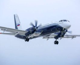 The Il-114-300, ИЛ, 114-300, самолет, Россия,