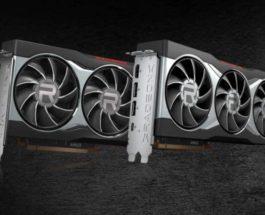 Radeon RX 6900 XT, AMD, видеокарты,