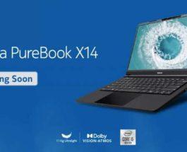 PureBook X14, Nokia, ноутбуки,