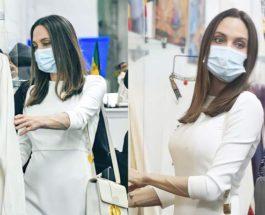 Анджелина Джоли, Лос-Анджелес,