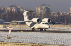 Украина приобретет 8 транспортных самолетов Ан-74