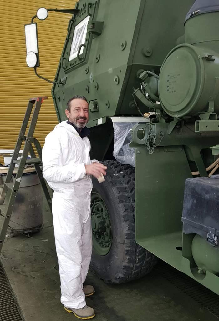 Армия США, перекраска, камуфляж, техника,