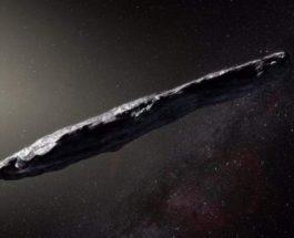 Астрофизик, внеземная жизнь, Оумуамуа,