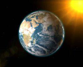 Земля, Солнце,