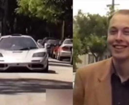 Илон Маск, McLaren, авто, старое видео,