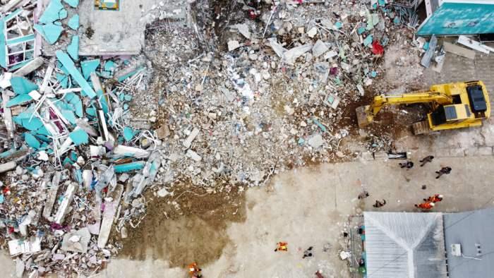 Индонезия, землетрясение,