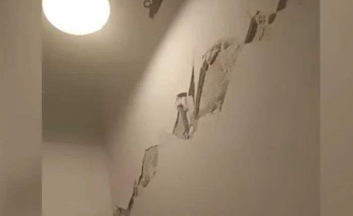 Испания, Гранада, землетрясение,