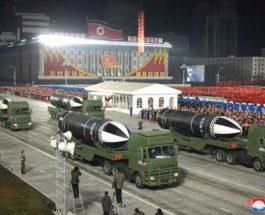 Ким Чен Ын, Северная Корея, КНДР, баллистическая ракета,