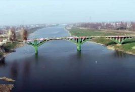 Китай, мост, взрыв,