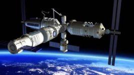 Китай, орбитальная станция,