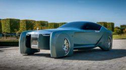 Первый полностью электрический автомобиль Rolls-Royce скоро появится, и его можно назвать тихой тенью