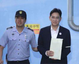 Ли Джэ Ён, приговор, Samsung,