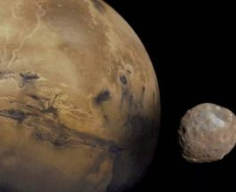 Марс, раскачивание, ось,