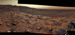 Curiosity отмечает 3000 марсианских дней на Марсе