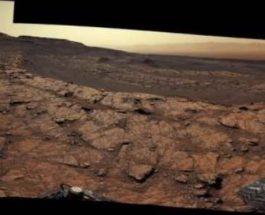Марс, Curiosity,
