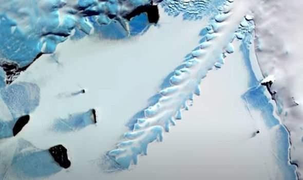 НАСА, Антарктида,