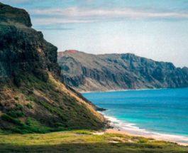 Ниихау, остров, Гавайи,