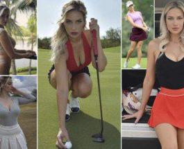 Пейдж Спиранак, гольфистка,