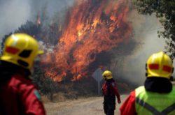 Тысячи людей были эвакуированы из-за крупных пожаров в Чили