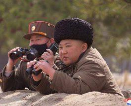 Северная Корея, Ядерное оружие, Ким Чен Ын,