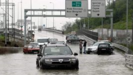 Сербия, наводнение, дожди,